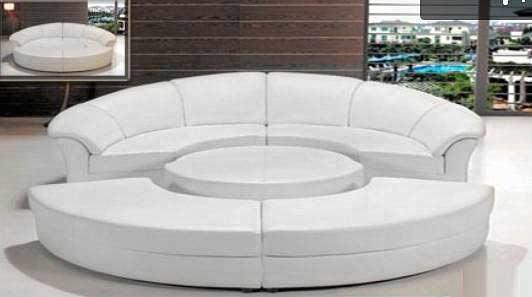 Circle Sofa Bed Convertible Sleeper Sofas