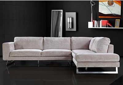 Fabric Sectional sofa Reno VG