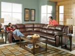 Sonoma Saddle 3 Piece Sectional Sofa