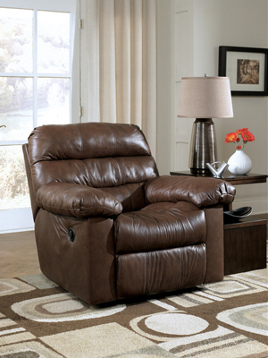 Memphis Brown Power Recliner