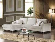 Fabric Sectional 2807