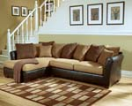 Lawson Saddle 2 Piece Sectional with LAF Chaise