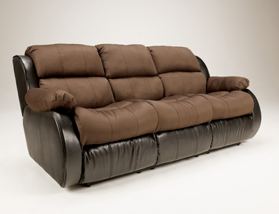 Presley Espresso Full Sleeper Sofa