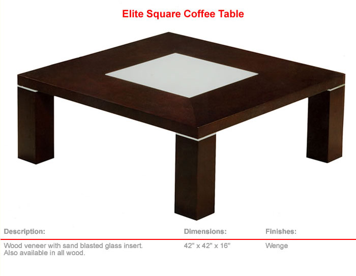 Elite Exclusive Coffee Tables