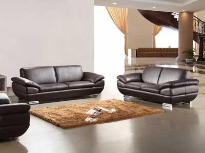 Leather Sofa On Italian Set 269 Sofas