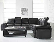 Yolis Sectional leatehr sofa modern Contemporary