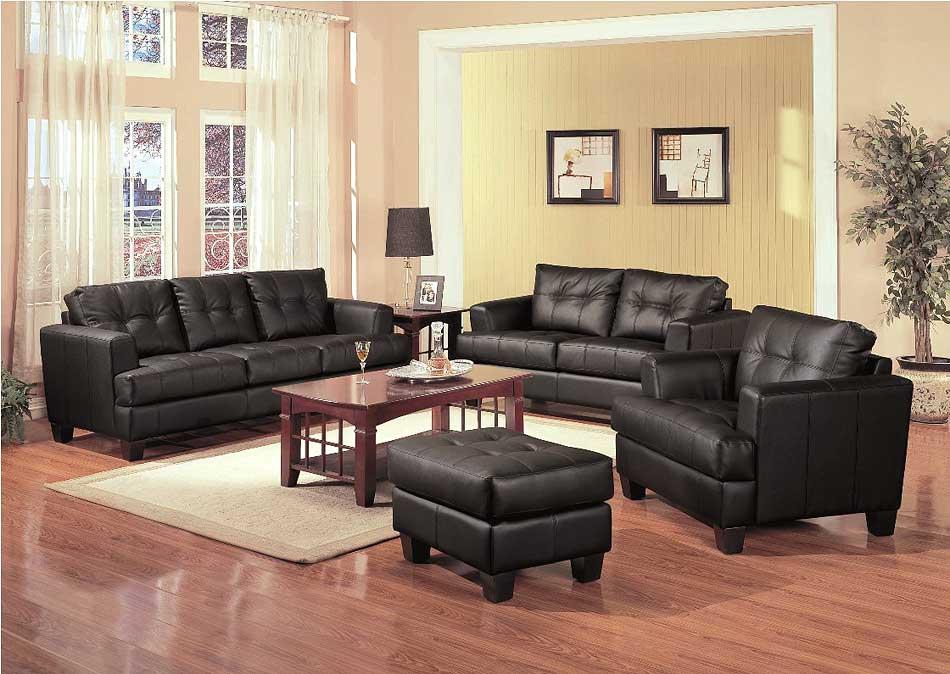 Leather Sofa Set Co 681