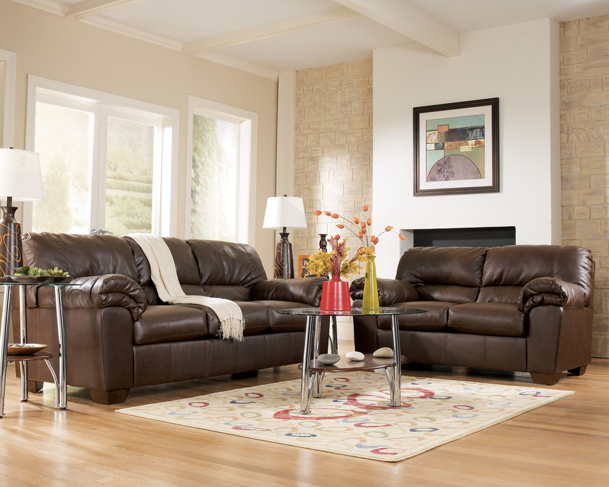 Commando Sofa Loveseat And Chair Set