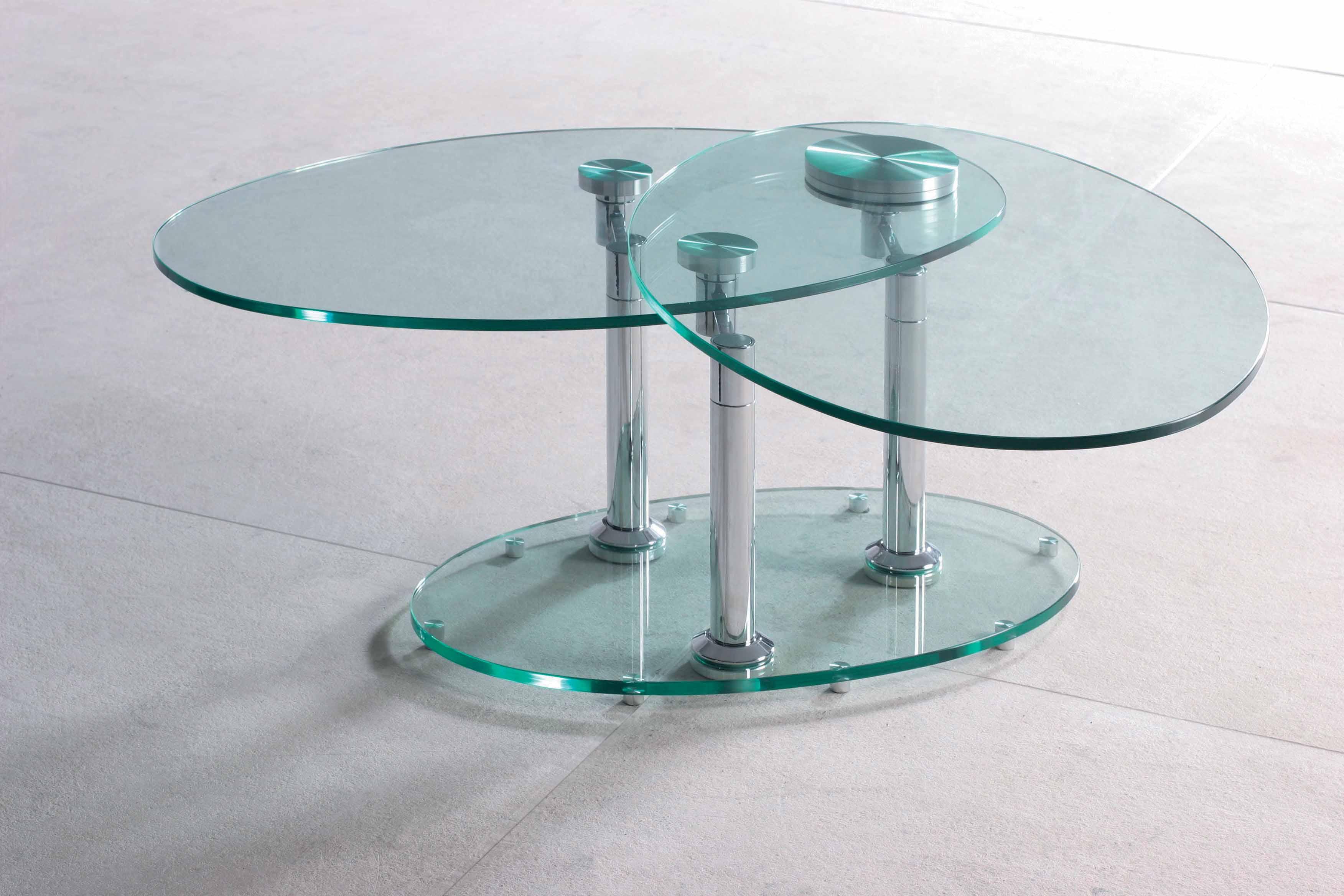 Round Coffe Table E 06