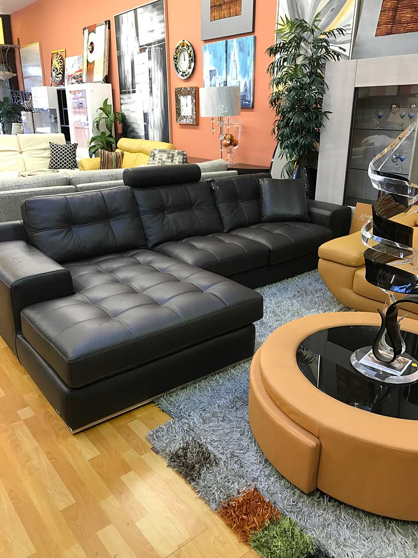 Fiore Exclusive Italian sectional sofa   Sectionals