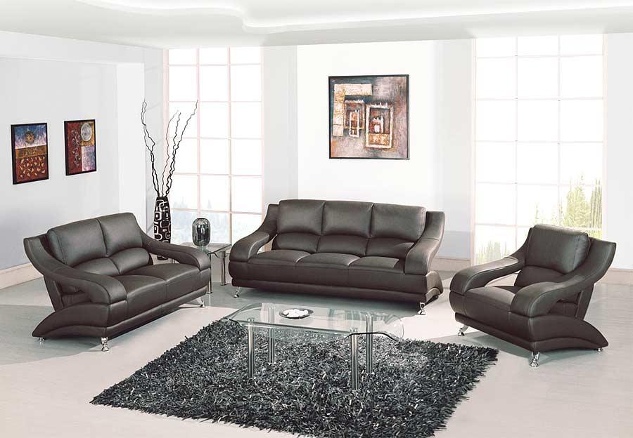 sofa set leather on Leather Sofa Set Gb 82   Sofas