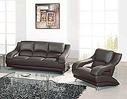 Leather Sofa Set GB-82