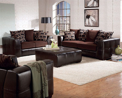 Kenneth Collection Living Room Set