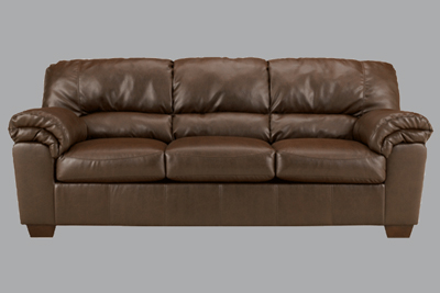 Commando Latte Sofa