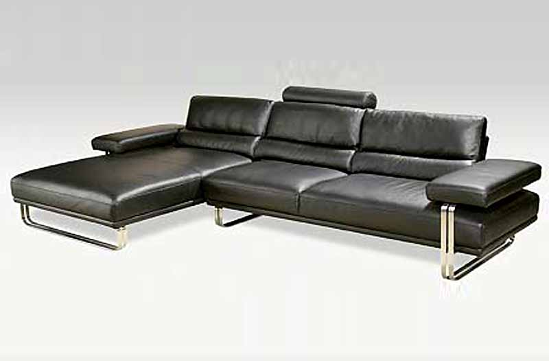 Top Italian collection leather sofa PL006  Sectionals