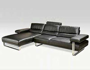 Top Italian collection leather sofa  PL006