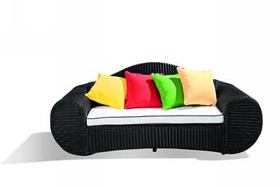 VG-9097 Sofa with Cushion and Pillows