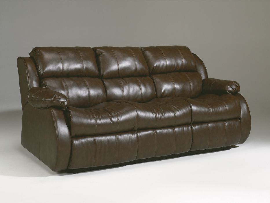 Durablend Cafe Reclining Sofa Loveseat And Rocker Recliner Set Sofas